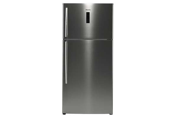 Picture of 526L Hisense Top Mount Fridge (Silver)