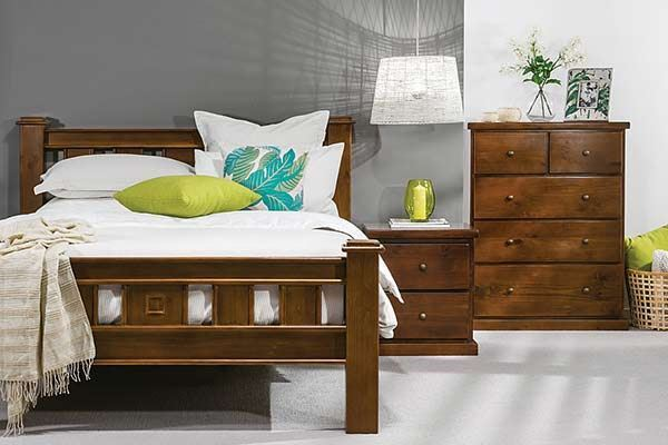 Picture of Federation Queen Bed 4 Piece Package