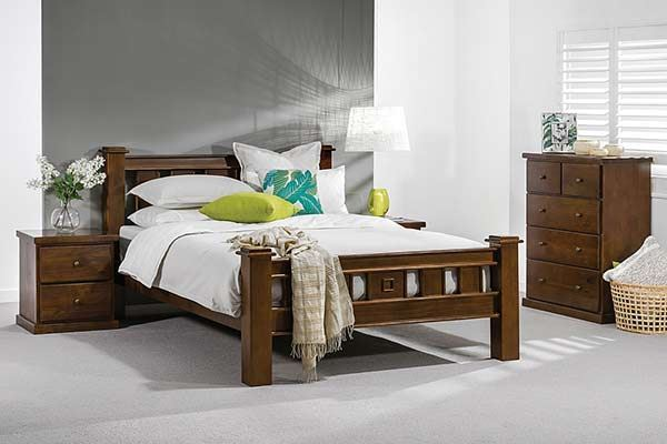 Picture of Federation Queen Bed 5 Piece Package