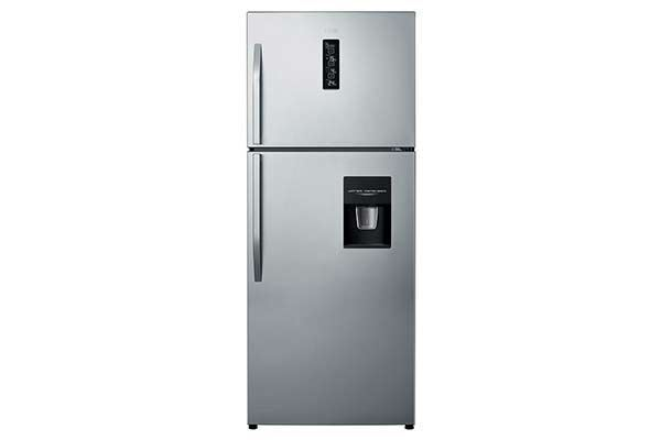 Picture of 502L Haier Top Mount Fridge with Water Dispenser (silver)