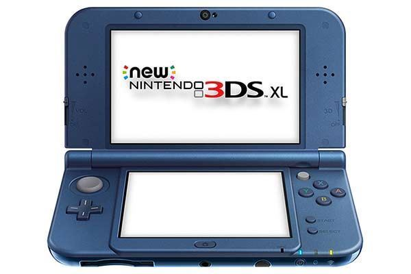 Picture of Nintendo 3DS XL Console – Metallic Blue