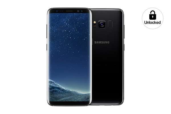Picture of Samsung Galaxy S8 64GB Black