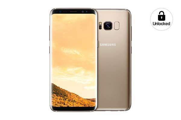 Picture of Samsung Galaxy S8 Plus 64GB Gold