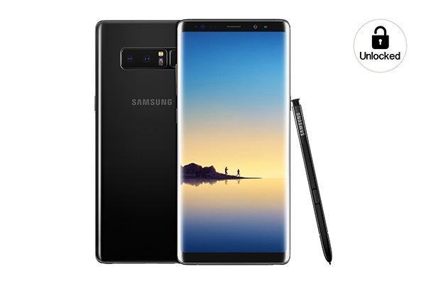 Picture of Samsung Galaxy Note8 64GB Black