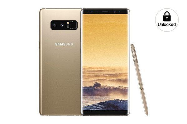 Picture of Samsung Galaxy Note8 64GB Gold