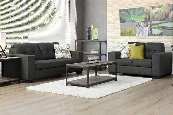 Picture of Amara 3 + 2 Seater Sofa Pair