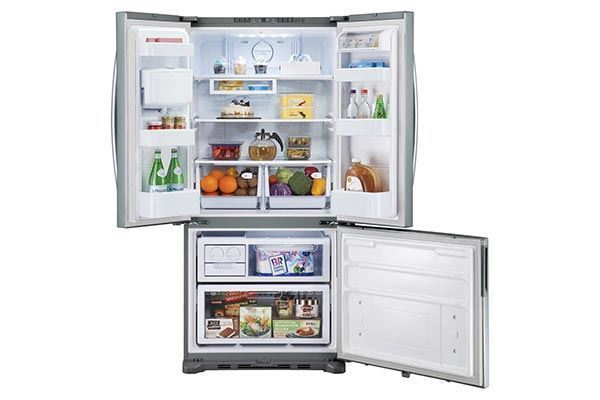 Picture of 533L Samsung French Door Fridge (Silver)