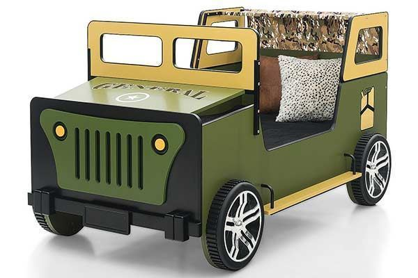 Picture of General 4WD Army Bed